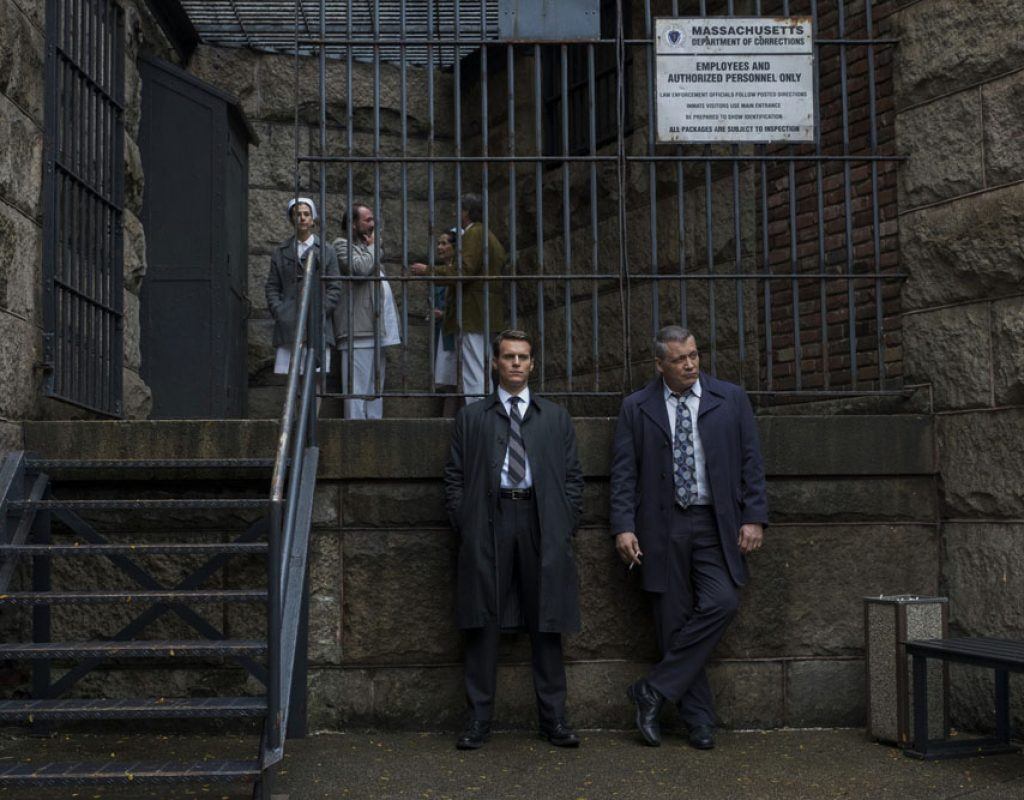 ART OF THE CUT on editing Mindhunter with Kirk Baxter, ACE and Tyler Nelson 1