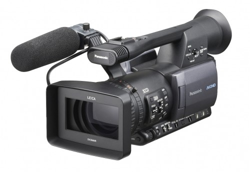 More New Panasonic Cameras - HMC 150 3