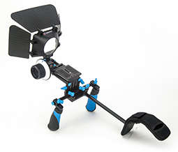 All-New Sharpshooter DSLR Support System - The Perfect Starter Kit 1