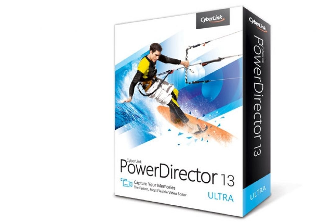 PowerDirector 13 Supports XAVC-S and H.265 1