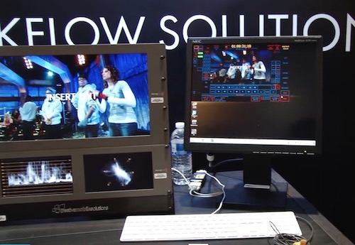 PVC at NAB 2015: Cinedeck and insert editing into a closed file 3