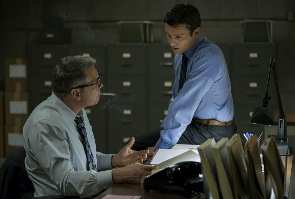 ART OF THE CUT on editing Mindhunter with Kirk Baxter, ACE and Tyler Nelson 13