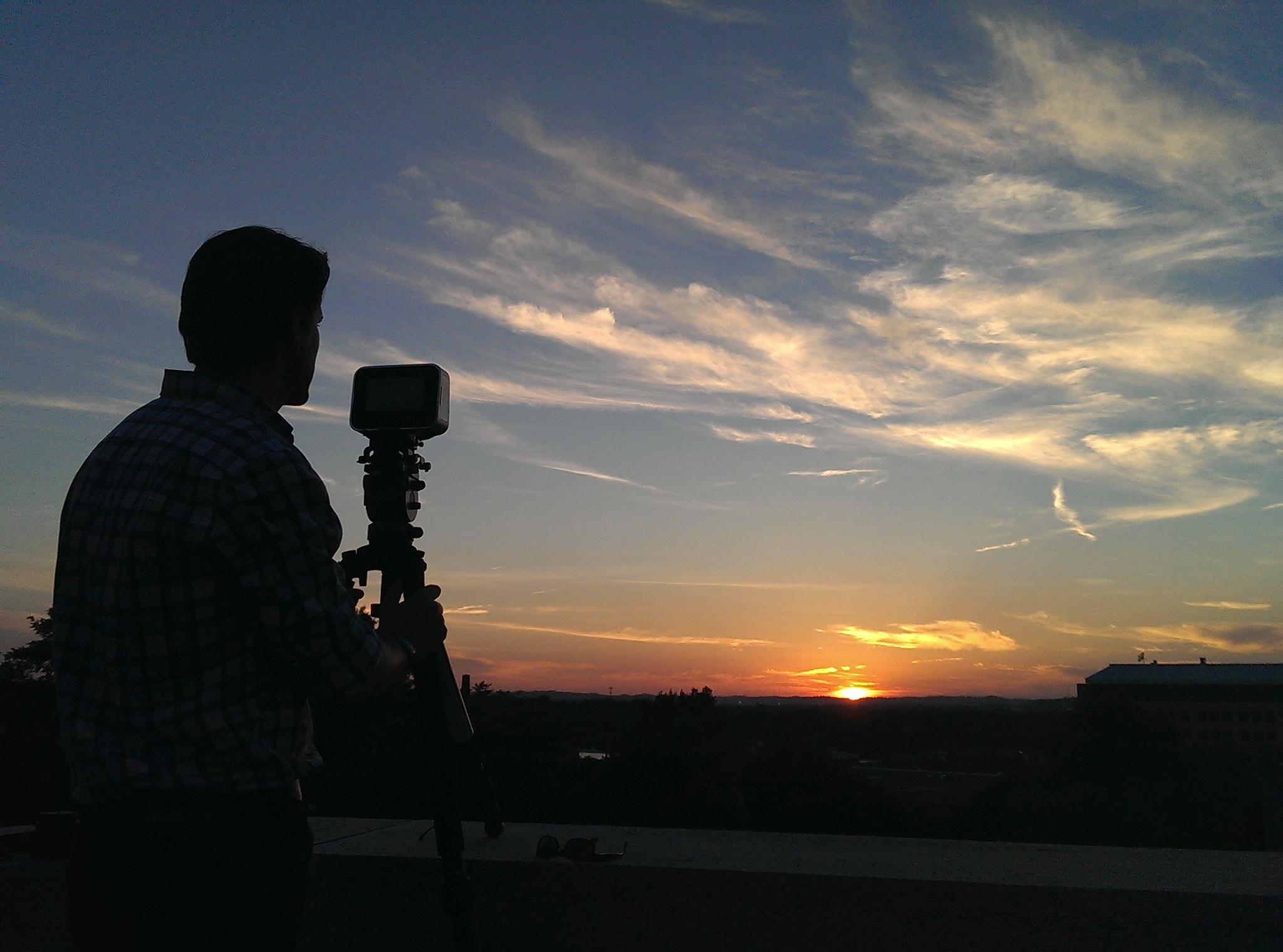 The Blackmagic Cinema Camera in a News Environment 14