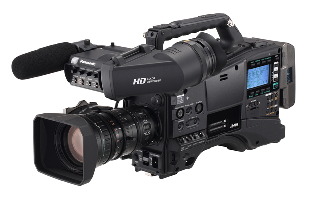 Panasonic Announces Delivery, Pricing of AG-HPX600 P2 HD Shoulder-Mount 1