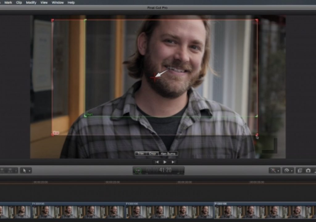 4K, HD, & Ken Burns in Final Cut Pro X 1