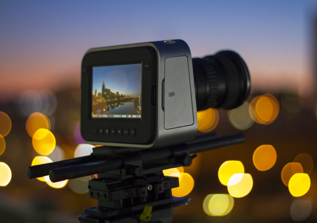 Review: The 4K Blackmagic Production Camera 1