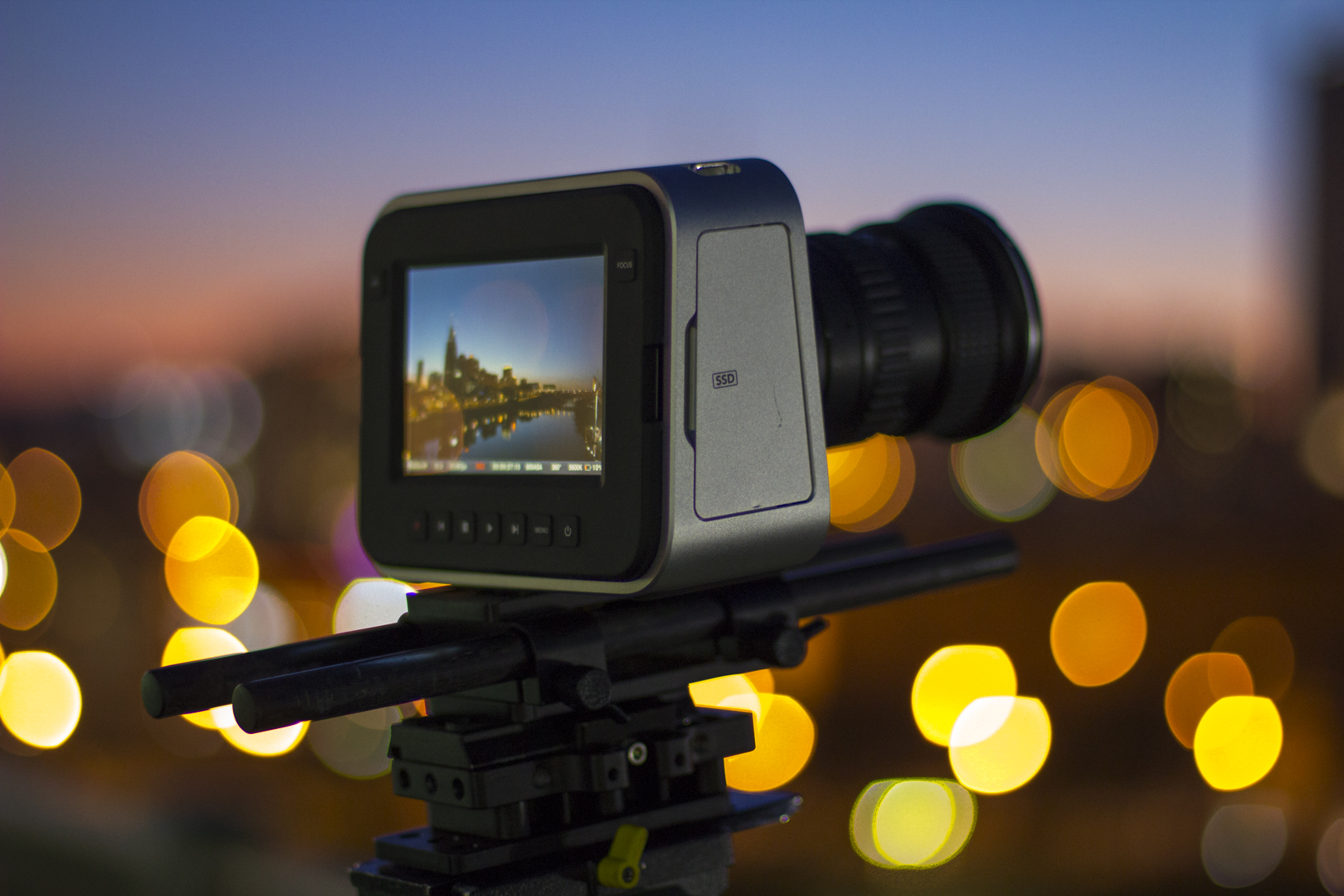 Review: The 4K Blackmagic Production Camera 86