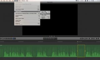 New Audio Features in Final Cut Pro 10.2