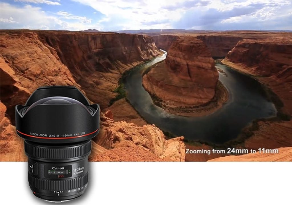 Canon's Extreme Wide-angle for Cinematographers 5