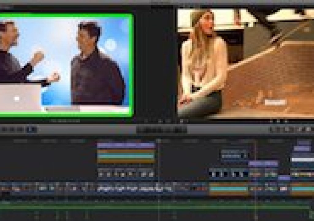 Replacing Temp Music in Final Cut Pro X 1