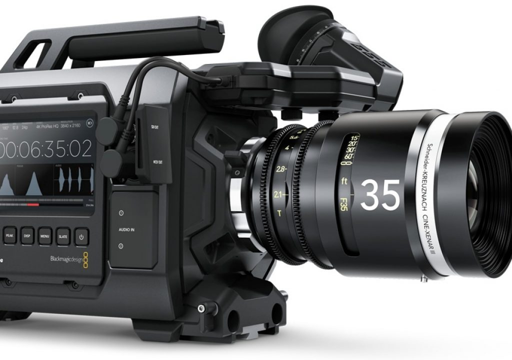 Blackmagic's 4.6K Sensor: Insights 1