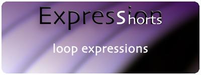 Expression Shorts - loop 1