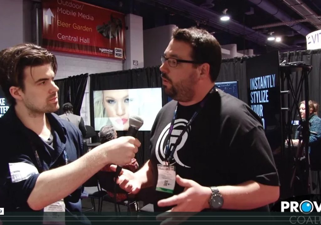 PVC at NAB 2015: Rampant Design Helps Post Professionals Do Their Job 1