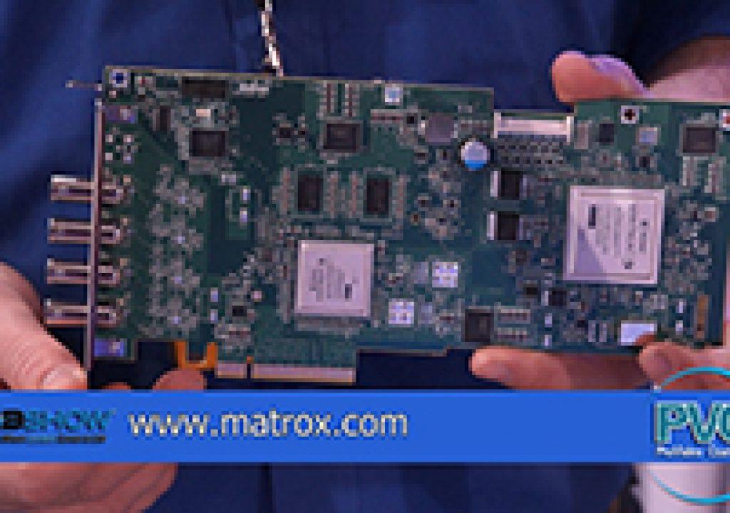 PVC NAB 2014: Matrox 1