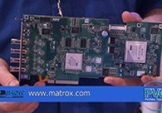 PVC NAB 2014: Matrox