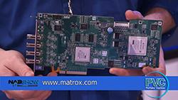 PVC NAB 2014: Matrox 2