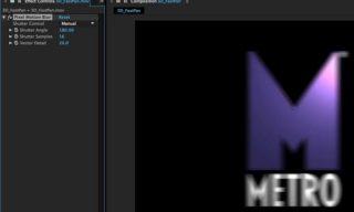 After Effects Hidden Gems Weekly: Pixel Motion Blur