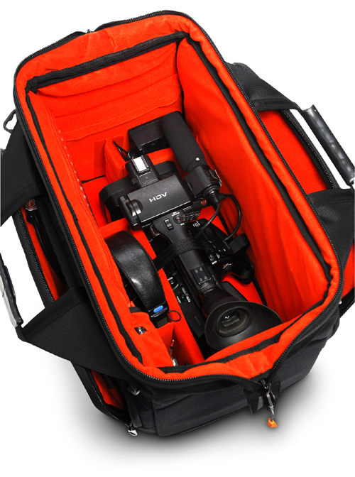 Petrol Bags™ Introduces Deca Dr. Bag for Sony PMW-EX3 1