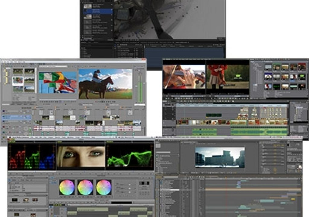 Try before you buy, FREE Video Editing Software Downloads available for most applications 1