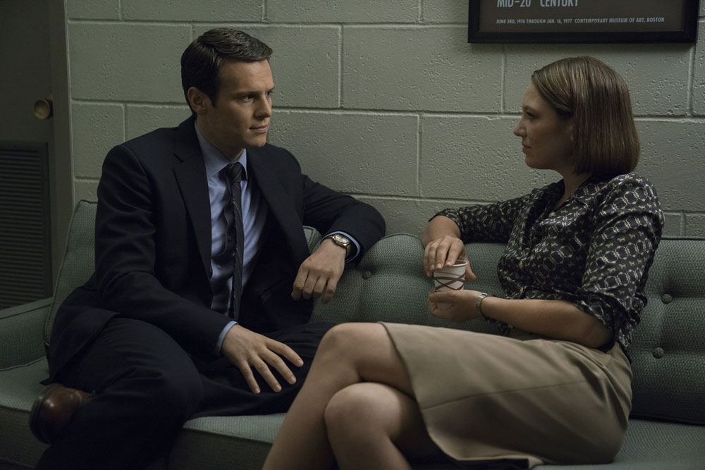 ART OF THE CUT on editing Mindhunter with Kirk Baxter, ACE and Tyler Nelson 11