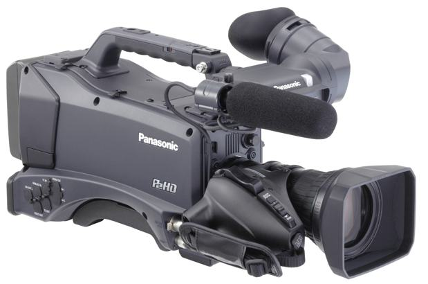 Panasonic HPX370—the HPX300, take 2 5