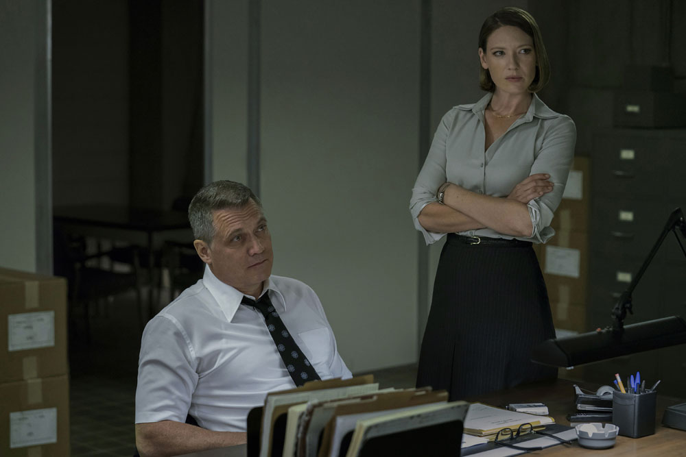 ART OF THE CUT on editing Mindhunter with Kirk Baxter, ACE and Tyler Nelson 12