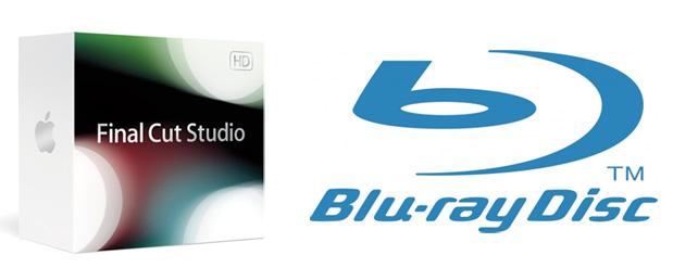 Blu-ray and Final Cut Studio 1