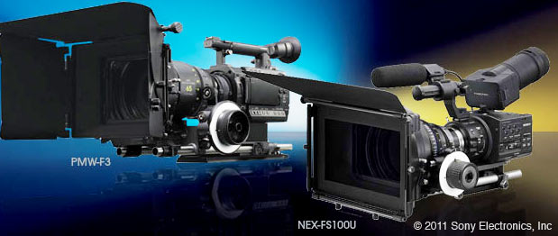 More on the Sony NEX-FS100U AVCHD LSS Camcorder 3