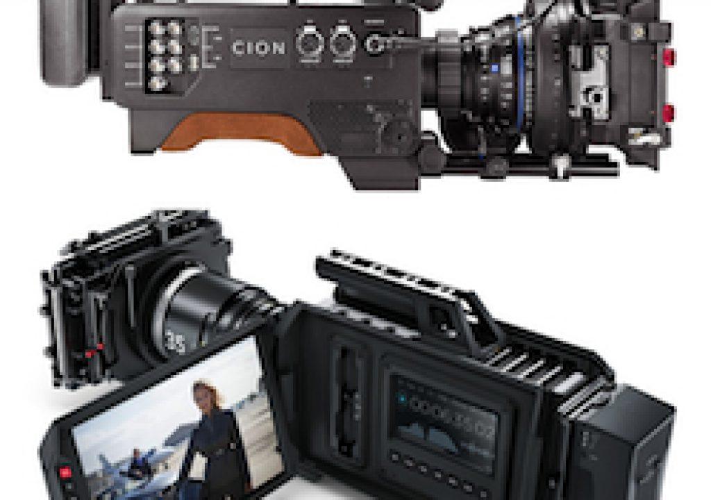 AJA & Blackmagic announce shoulder-mounted 4K cameras 5
