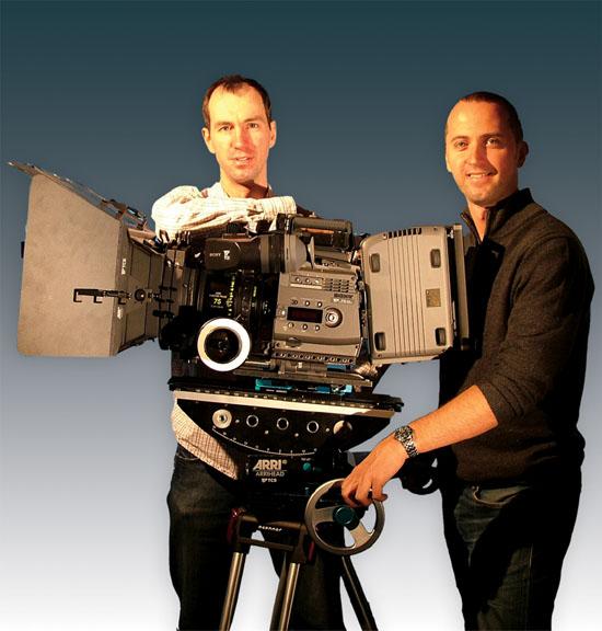 TCS Gets Sony F35 CineAlta Camera 1