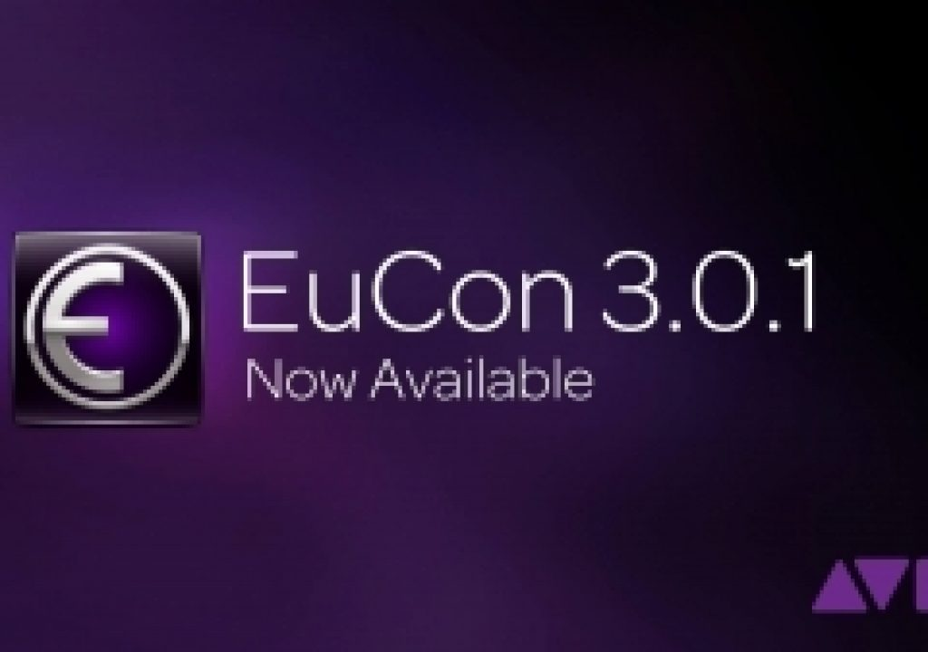 Working with Avid Artist Series (Control, Mix, Transport or Color?) New Eucon 3.01 3
