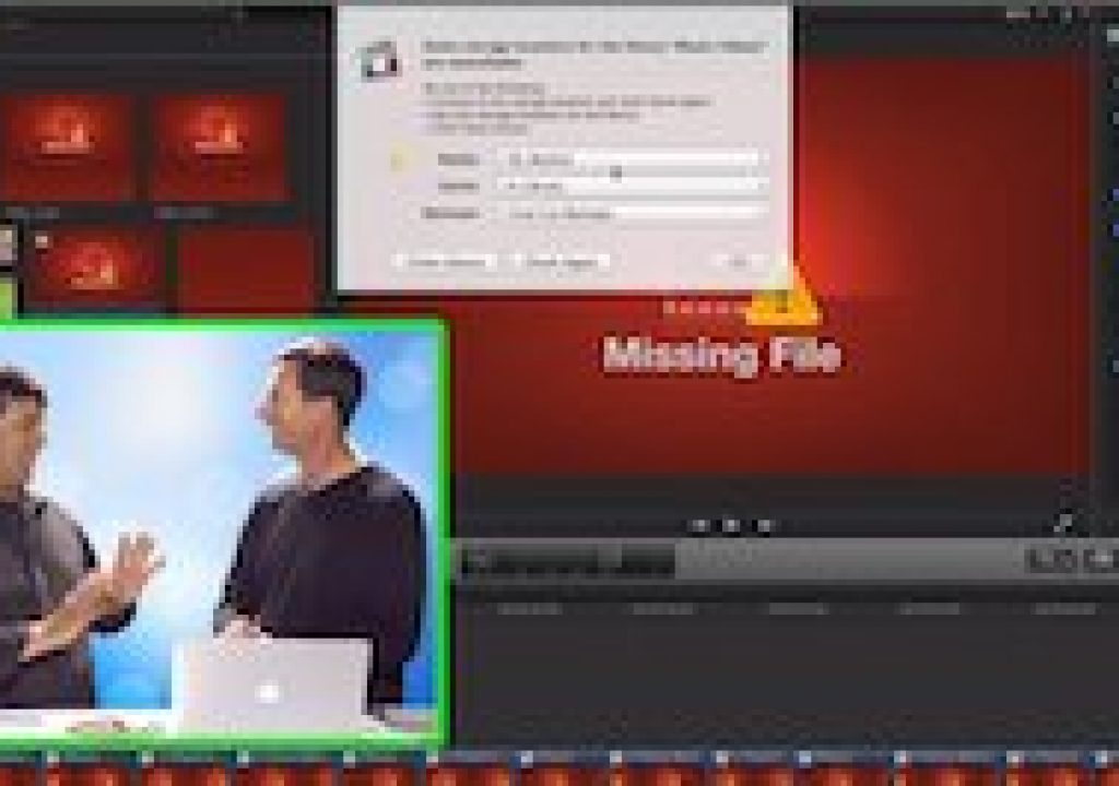 Renaming and Relinking Files in Final Cut Pro X 1