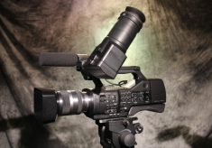 First Look & Semi Review:  Sony NEX-EA50H NXCam Camcorder