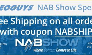 Videoguys' NAB Wish List