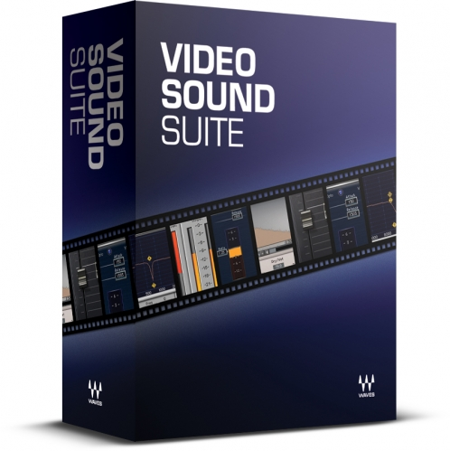 WAVES INTRODUCES VIDEO SOUND SUITE 4
