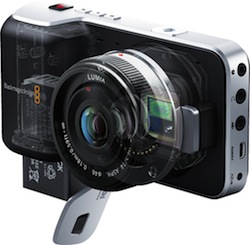 Blackmagic shows pocket RAW camera for US$1K plus 4K camera for US$4k 7