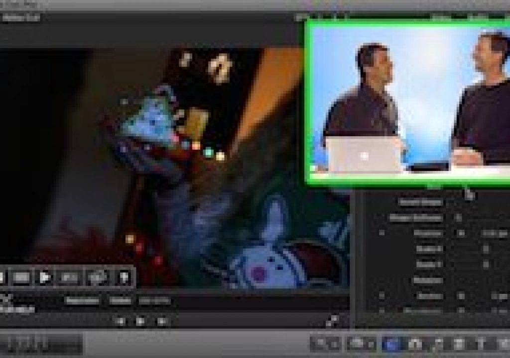 Tracking in Final Cut Pro X with SliceX 1