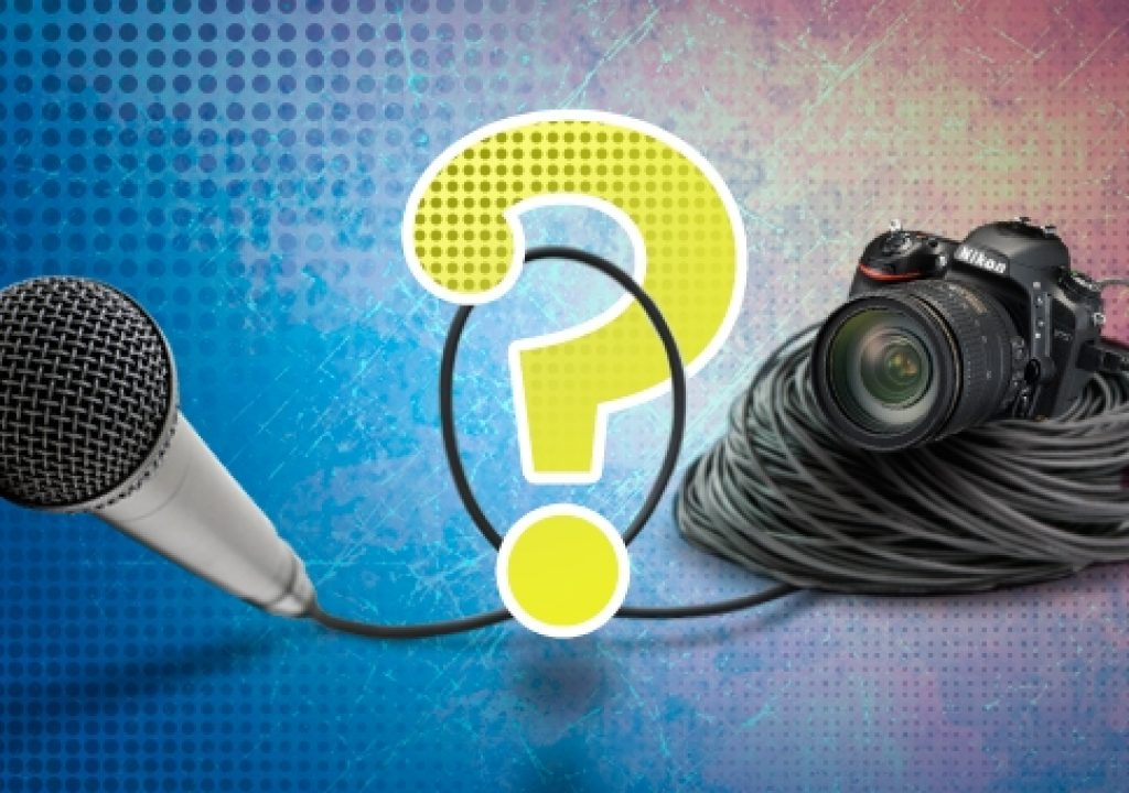 From Photography To Video Part 2: Audio Recording 9