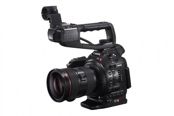 Canon Expands Cinema EOS Lineup With New C100 1