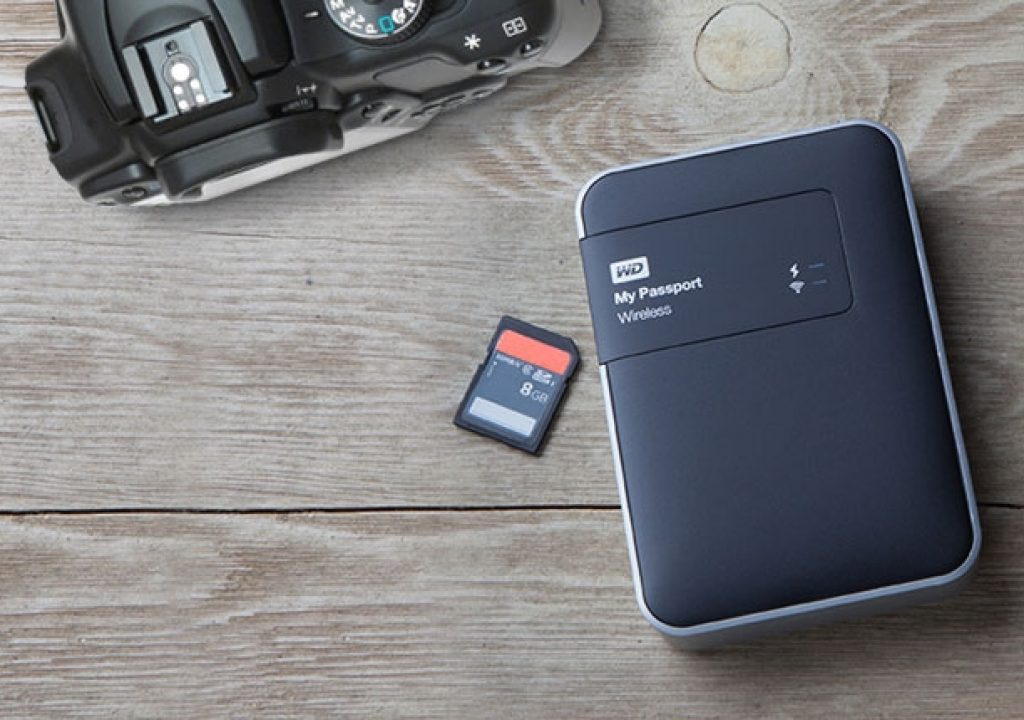 Review: A Pocket NAS from Western Digital 9