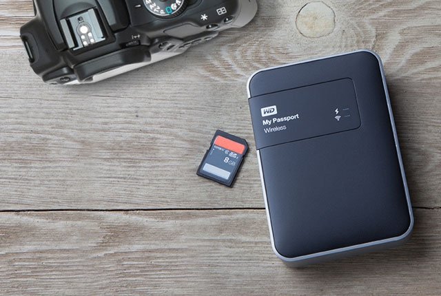 Review: A Pocket NAS from Western Digital 12