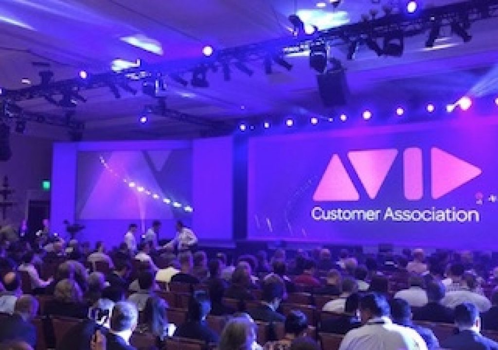 Avid announces brand new everything at Avid Connect 2015 1