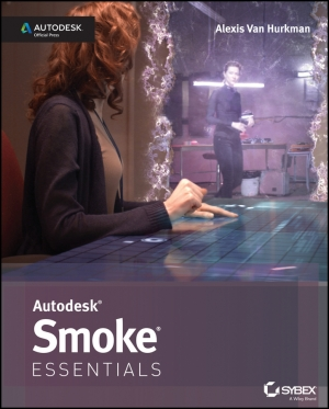 Autodesk Smoke Essentials E-Book Hits Amazon 12