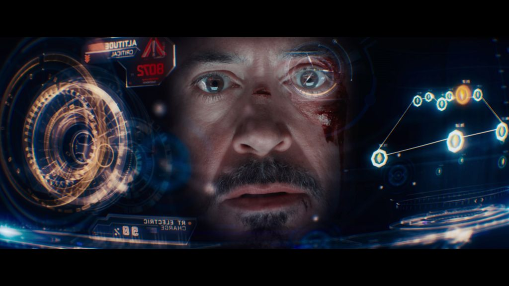 Cantina Creative Gives Iron Man 3 a 'Heads Up' with MAXON CINEMA 4D 3