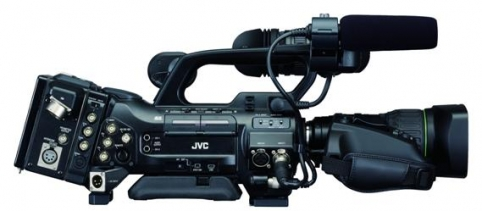 JVC TO INTRODUCE GY-HM790 PROHD CAMCORDER AT NAB 2010 1