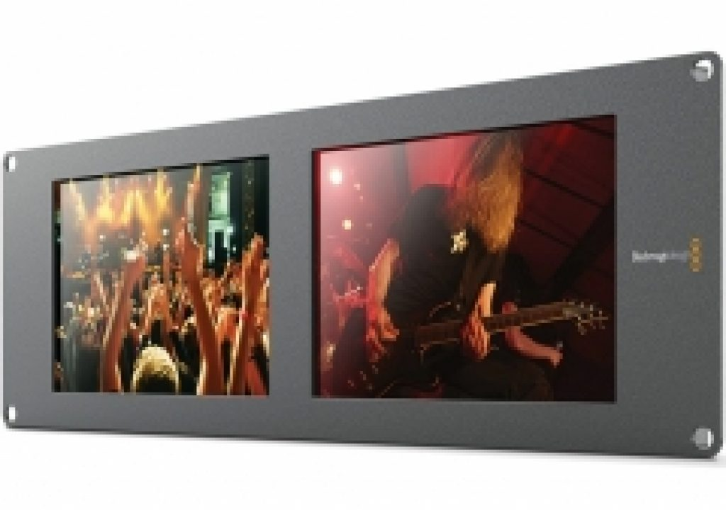 Blackmagic Design Announces New Low Price for SmartView Duo 3