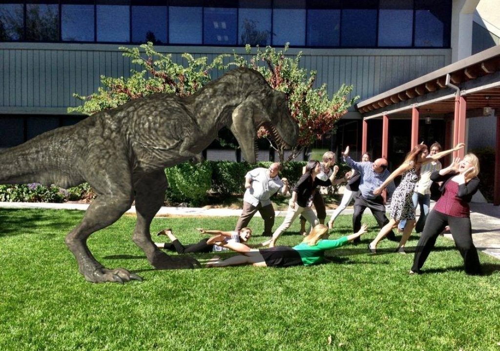 Dinosaurs, Penguins and Gnomes Enabled By the Magic of Hitachi Data Systems 5