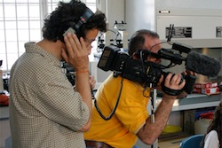 Documentary La Casa Ausente produced with 5 camera formats 11