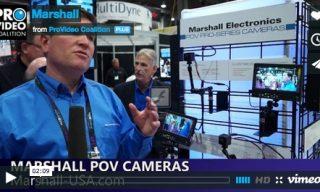 NAB 2015: Marshall Electronics