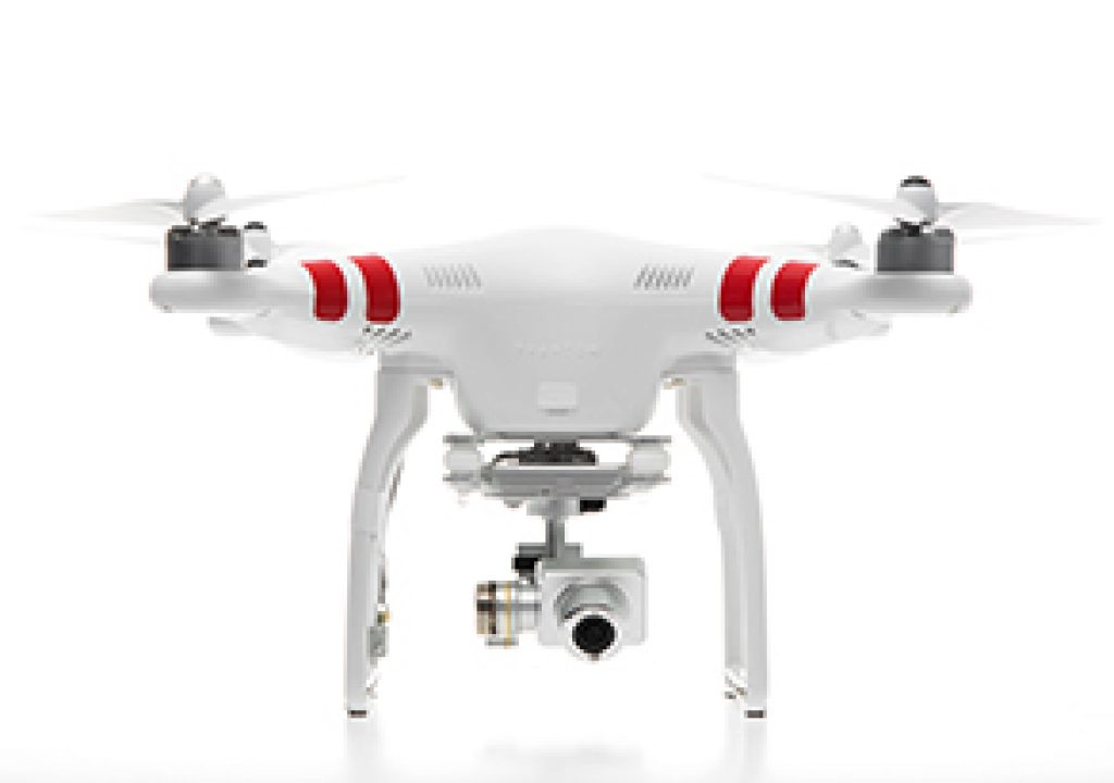 DJI Takes Aerial Filmmaking to New Heights with Phantom 2 Vision+ 3